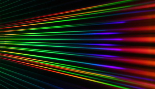 Focused Light - CD light lazers
