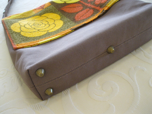 Large Tote & Satchel pattern by Nicole Mallalieu Design