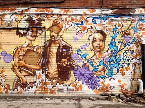 Toronto graffiti & street art-5