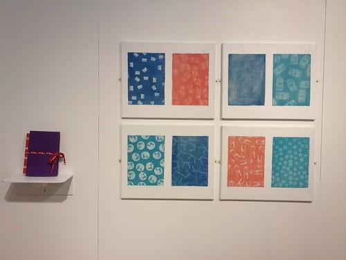 Vesch exhibition by Princess Bala Vera