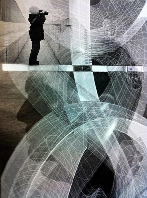 Johnny Eckó: Architectural landscape