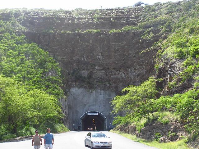 Tunnel to Diamondhead