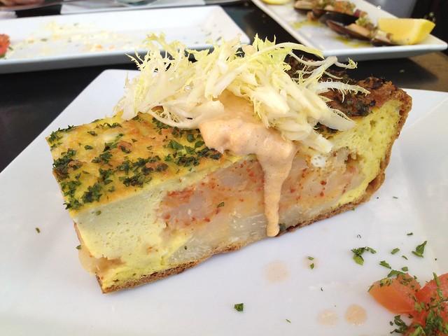 Tortilla de yuca Toro Salao