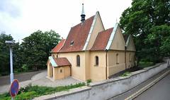 Podolí, kostel sv. Michala (Praha 4)