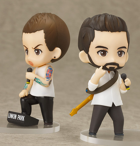 Chester Bennington and Mike Shinoda (2)
