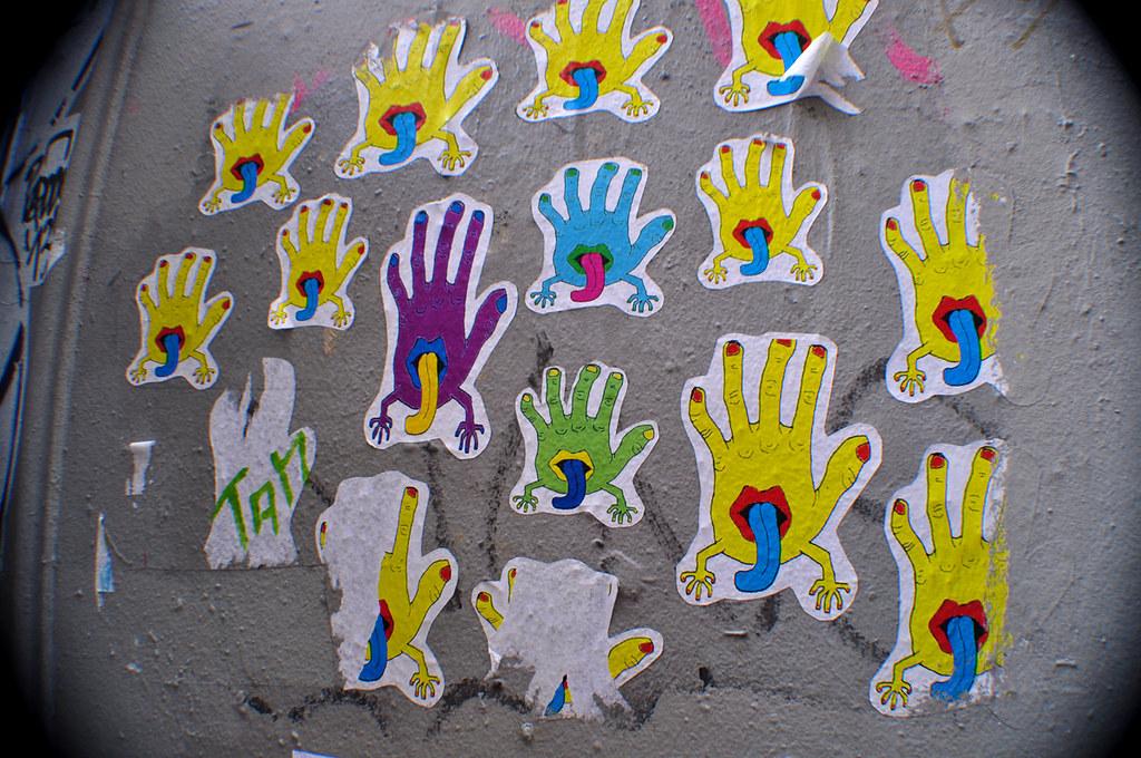 Yellow Hands (1)
