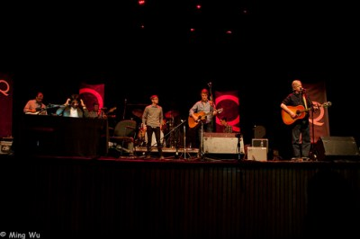 Q with Blue Rodeo