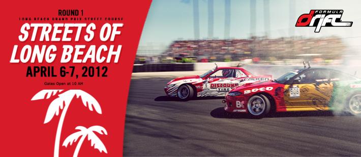 Formula D Long Beach  Buy Tickets On Site