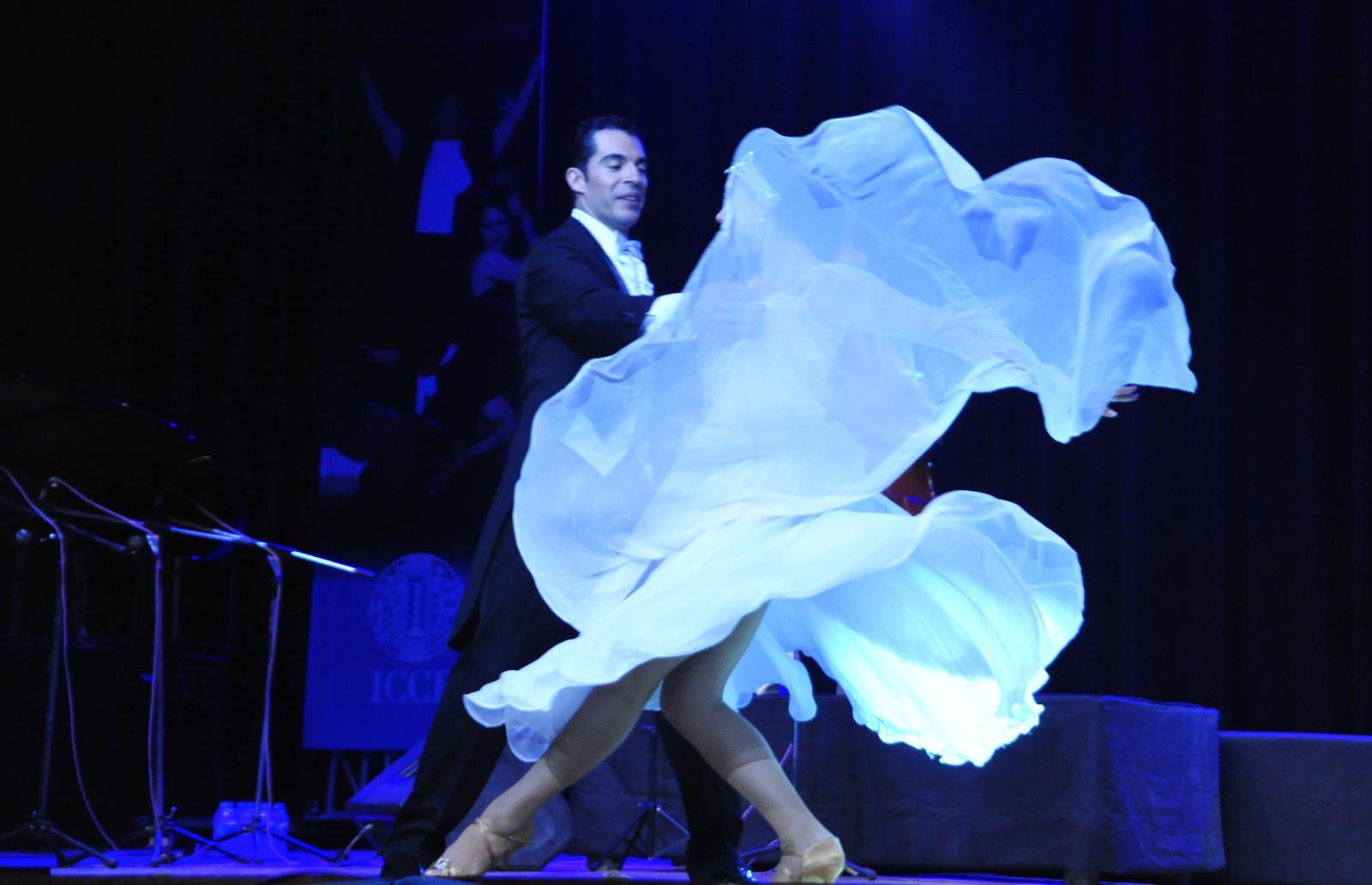Fiesta Latino Americano - Argentina's Tango, sirifort, New Delhi