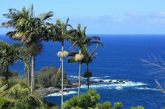 Laupahoehoe Point, Hamakua Coast, Big Island, Hawaii