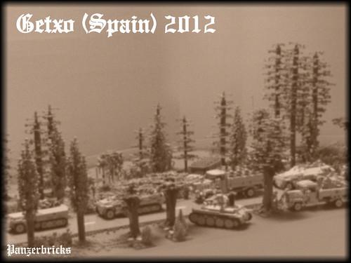 Diorama Getxo 2012 de Panzerbricks