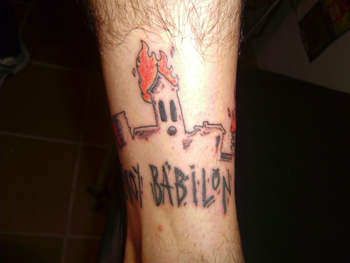 destroy babilon  By cayooo cc: flickr