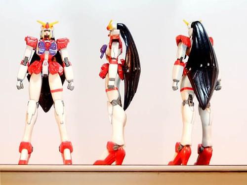 Sailor Moon Gundam PH Mars1