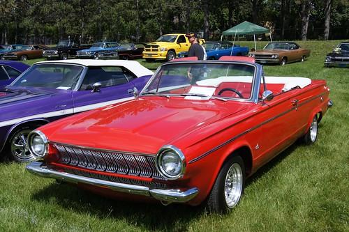 Mobile 1963 Auto Triumph