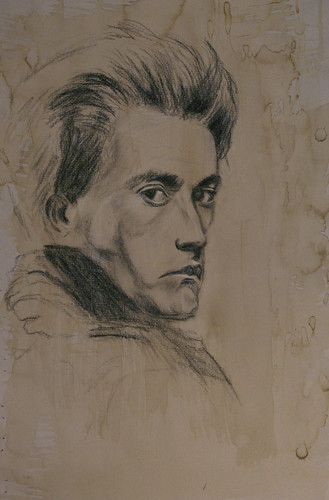 Another study of a Man Ray by husdant