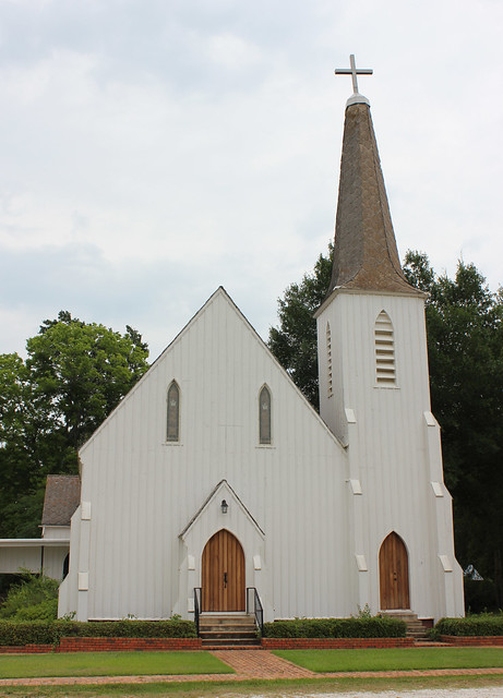 St. Paul's Episcopal Church, Lowndesboro AL
