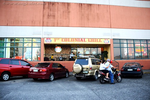 Colonial Grill
