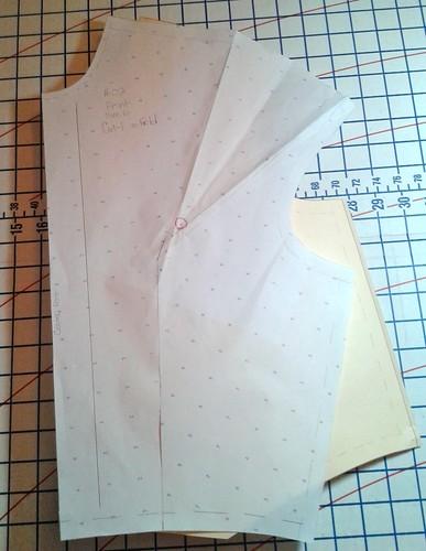 Pattern Drafting Class - Manipulating Darts