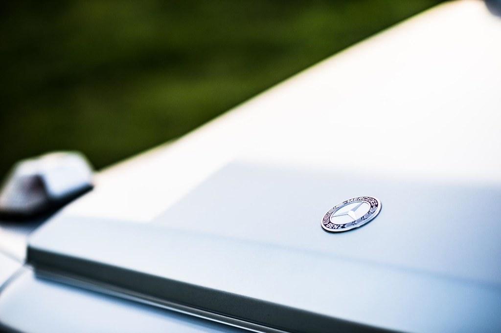Mercedes Benz G-Class exterior