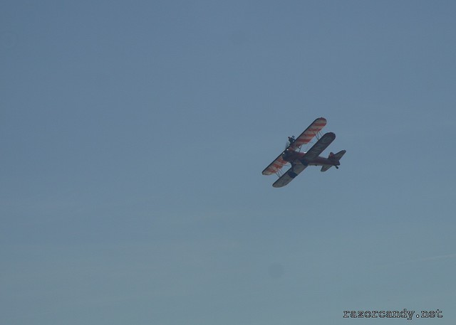 Wingwalkers - Southend Air Show - Sunday, 27th May, 2012 (15)