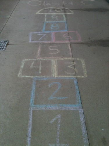 Pic of the day - Hopscotch