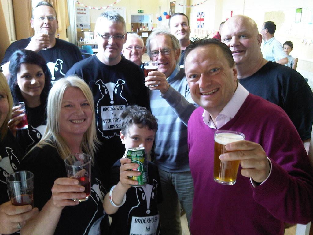 Brockholes Beer Festival