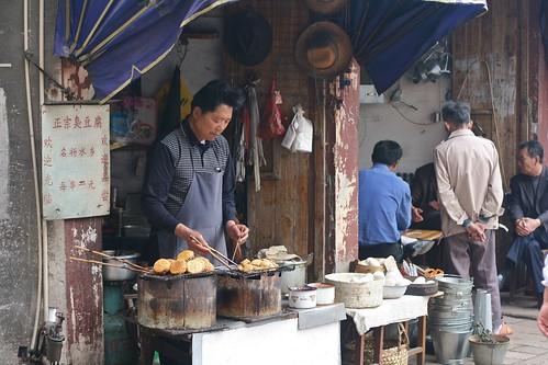 food seller