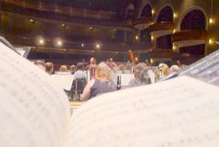 Beethoven's Ninth Rehearsal