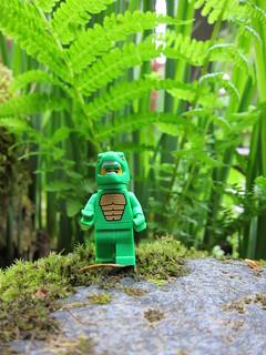 LEGO Collectible Minifigures Series 5 : Lizard Man