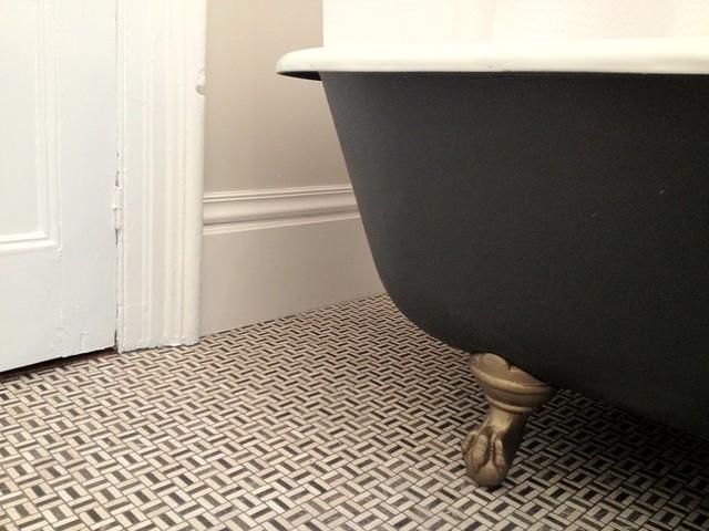 Bathroom 1: sneak peek