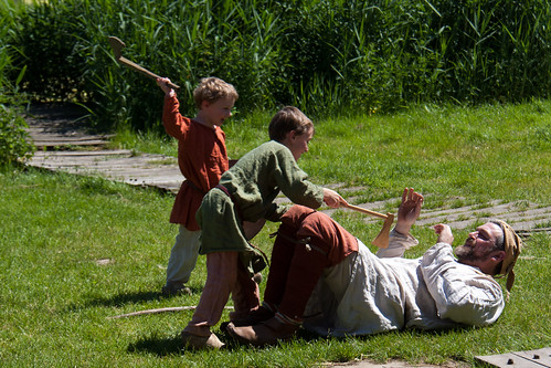 young vikings...