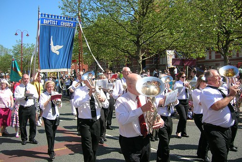 St. John's Castle Band, Droylsden