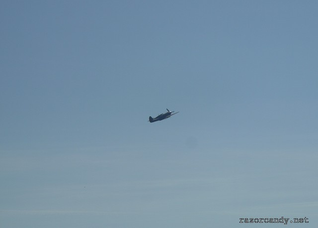 Spitfire 2 - Southend Air Show - Sunday, 27th May, 2012 (3)