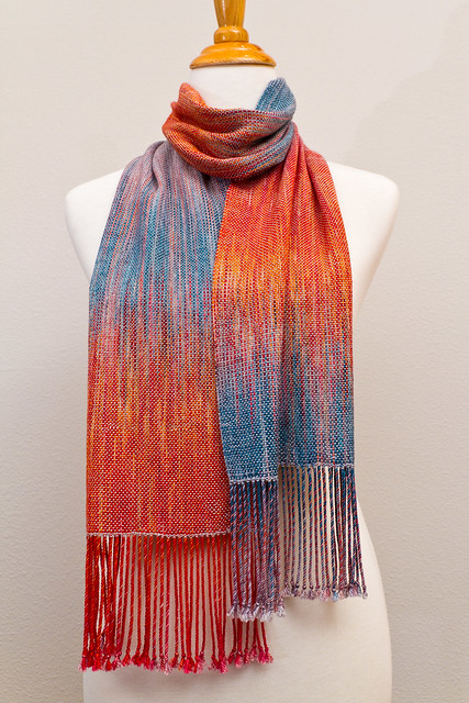Thing a Week #52: Woven Scarf