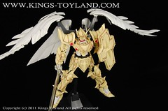MG Knight Gundam Full Armor Mode Resin Conversion Kit (11)