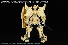 MG Knight Gundam Full Armor Mode Resin Conversion Kit (3)