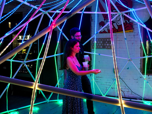 Disco Dome by wwward0