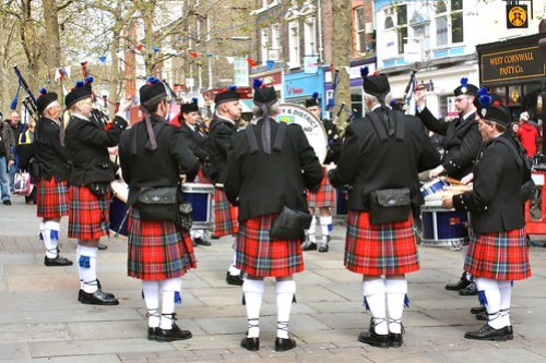 Beverley & District Pipe Band
