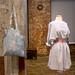 Dress and bag by Ronisha and Mentor Tara St. James