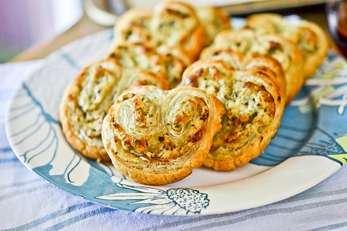 Pesto Cheese Pastries 5