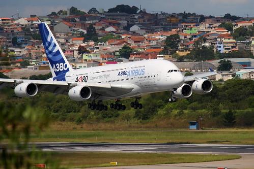 Airbus A380 @ SBGR