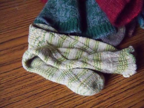 lost socks