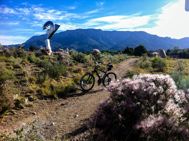 On the Trail: Spain and Tramway