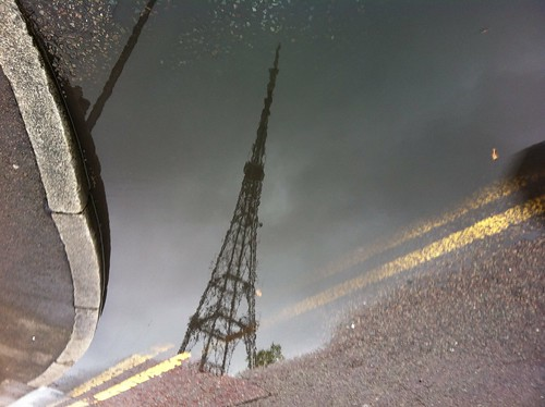 Puddle transmission by Simon Sharville