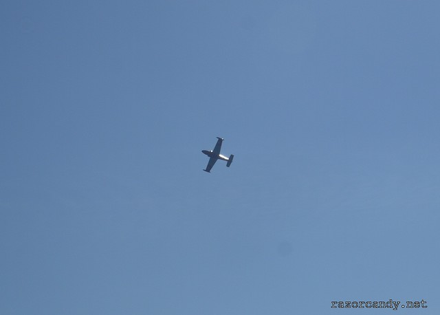 Jet Provost - Southend Air Show - Sunday, 27th May, 2012 (1)
