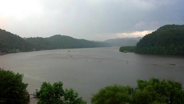 New River Rain