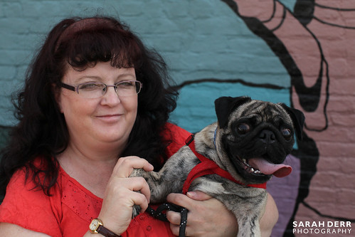 Pam & Ottis (By The Mural)