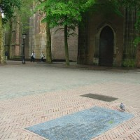 Utrecht's Gay Rights Memorial