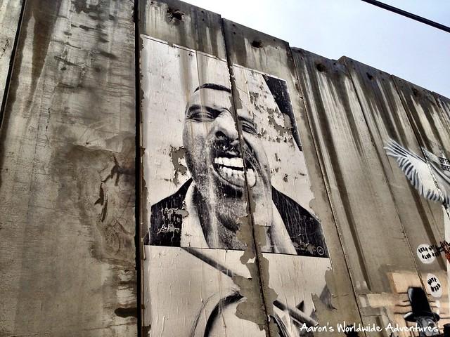 Bethlehem Security Wall