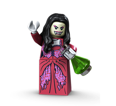 LEGO Monster Fighters Lord Vampyre's Bride